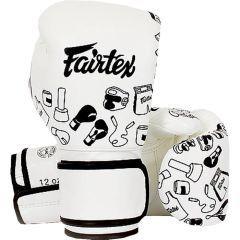 Боксерские перчатки Fairtex BGV14 Graffiti 1970
