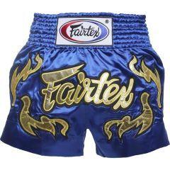 Шорты для тайского бокса Fairtex Blue
