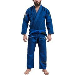 Кимоно (ГИ) для БЖЖ Grips Athletics Arte Suave II - Blue