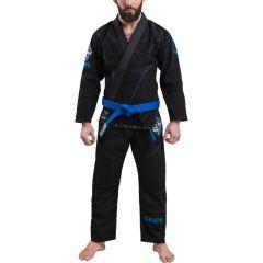 Кимоно (ГИ) для БЖЖ Grips Athletics Arte Suave II - Black
