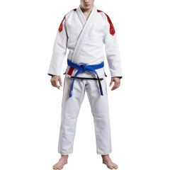 Кимоно (ГИ) для БЖЖ Grips Athletics Classic Gi - White Red