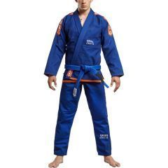 Кимоно (ГИ) для БЖЖ Grips Athletics Classic Gi - Blue Orange
