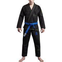Кимоно (ГИ) для БЖЖ Grips Athletics Classic Gi - Black Military Green