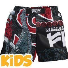 Детские ММА шорты Hardcore Training Raude