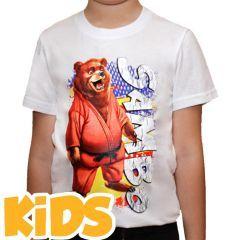 Детская футболка Крепыш Я Самбо