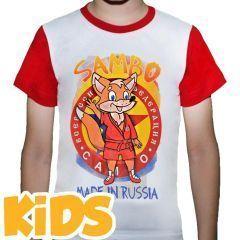 Детская футболка Крепыш Я Лисёнок