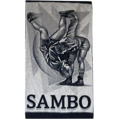 Полотенце Крепыш Я Самбо
