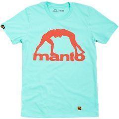 Футболка Manto Vibe Mint
