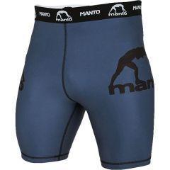 Компрессионны шорты Manto Dual Gray