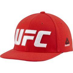 Снэпбэк Reebok UFC - красный