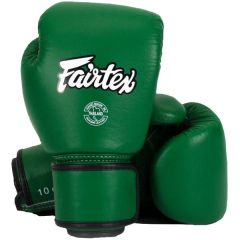 Боксерские перчатки Fairtex BGV16 Forest Green