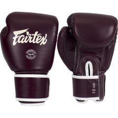 Боксерские перчатки Fairtex BGV16 Maroon