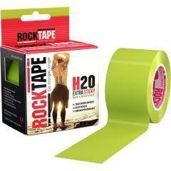 Водостойкий кинезио тейп Rocktape 5*5 Olive