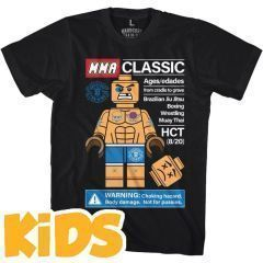 Детская футболка Hardcore Training Toys