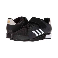 Штангетки Adidas Power Perfect 3 - core black / ftwr white / matte gold