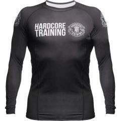 Рашгард Hardcore Training Recruit Black