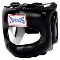 Бамперный боксерский шлем Twins Special HGL-10