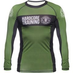 Рашгард Hardcore Training Recruit Olive