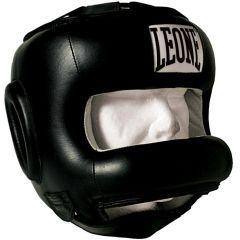 Боксерский шлем бамперный Leone