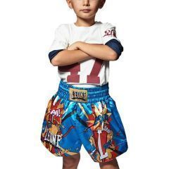 Детские шорты для тайского бокса Leone Hero