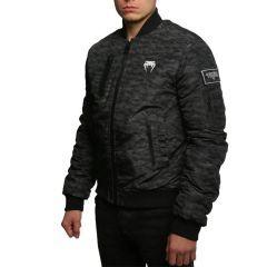 Куртка-бомбер Venum Devil Dark Camo