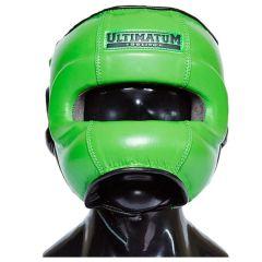 Боксерский шлем бамперный Ultimatum Boxing Gen3FaceBar Hunter