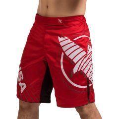 ММА шорты Hayabusa Chikara 4 Red