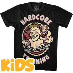 Детская футболка Hardcore Training Cartoon