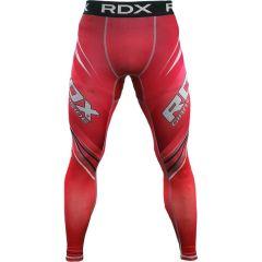 Компрессионные штаны RDX Red
