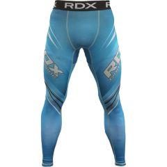 Компрессионные штаны RDX Blue