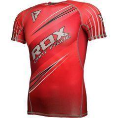 Рашгард RDX SS Red