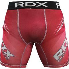 Компрессионные шорты RDX Red