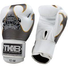 Боксерские перчатки Top King Boxing Empower Creativity Silver