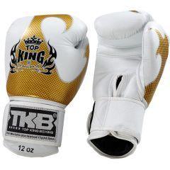 Боксерские перчатки Top King Boxing Empower Creativity Gold