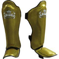 Защита на ноги (шингарды) Top King Boxing