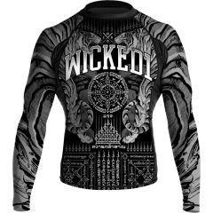 Рашгард Wicked One Tiger Black