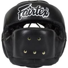 Боксерский шлем Fairtex Full Face Protector HG14