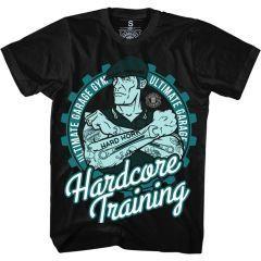 Футболка Hardcore Training Garage Gym