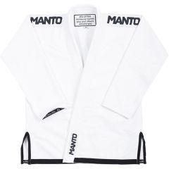 Кимоно (ги) для БЖЖ Manto Kills - белый