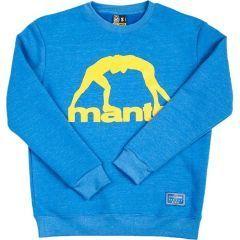 Свитшот Manto Vibe 2.0 Blue