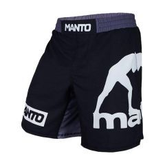 ММА шорты Manto Logo Dual B/W