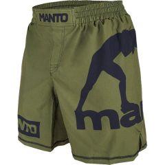 ММА шорты Manto Logo Olive