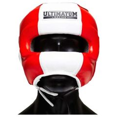 Боксёрский шлем Ultimatum Boxing Gen3FaceBar Outlaw