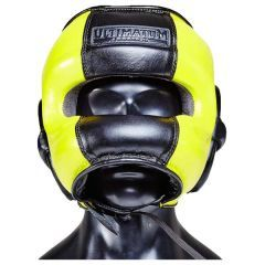 Боксёрский шлем Ultimatum Boxing Gen3FaceBar Toxic