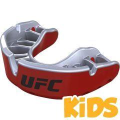 Детская боксерская капа Opro Gold Level UFC
