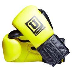 Тренировочные боксерские перчатки Ultimatum Boxing Gen3Pro Toxic