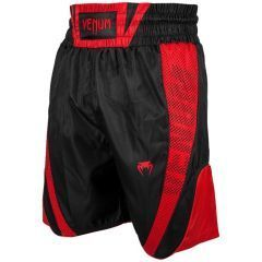 Боксёрские шорты Venum Elite Black/Red