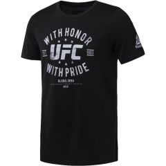 Футболка Reebok UFC Fan Gear Honor and Pride