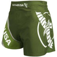 Шорты Hayabusa Kickboxing 2.0 Green