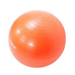 Фитбол 65 см LiveUp с насосом оранжевый